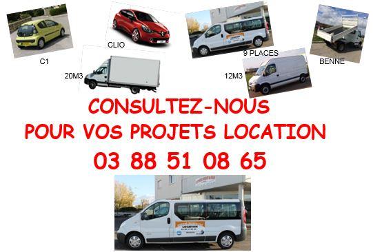 Consultez-nous projets location
